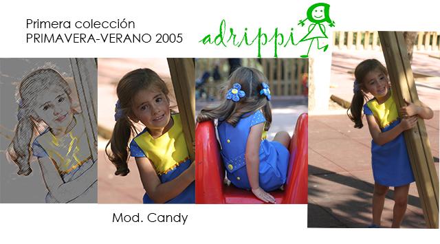 ADRIPPI colección primavera verano 2005